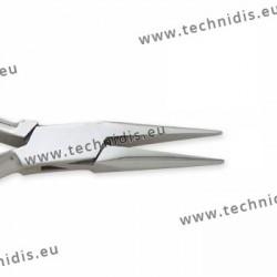 Half round long nose plier - Standard