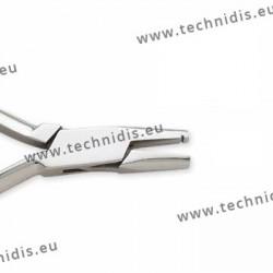 Nylon cord compressing plier - Standard