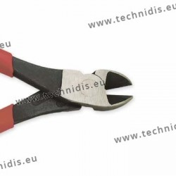 Superposed side cutting plier 160 mm