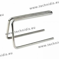 Rack for pliers in stainless steel