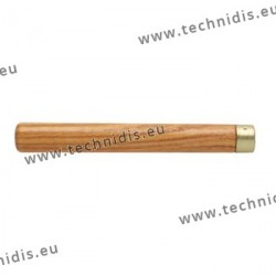 Wood handle - diameter 12 mm
