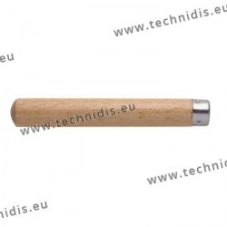 Wood handle - diameter 16 mm