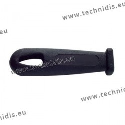 Plastic handle - diameter 16 mm