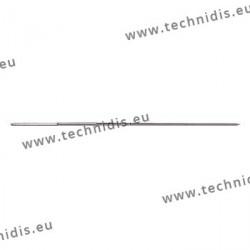 Equarrissoirs manche carré - Ø 1,14 mm