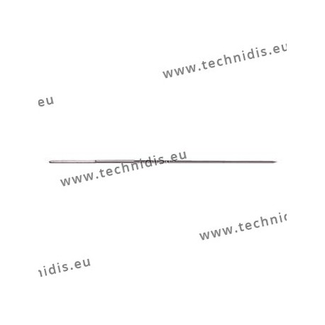 Equarrissoirs manche carré - Ø 2,01 mm