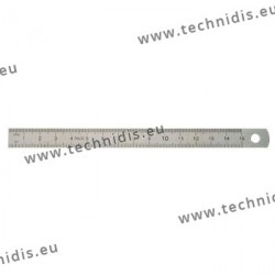 Metal ruler 150 mm
