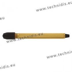 Roule-goupille tête carrée - 10 cm