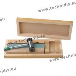 Screwdriver sharpener