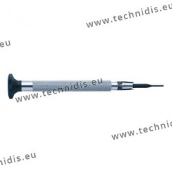 Broken screw extractor diameter 1.1 mm