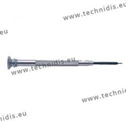 Fraise à réduire les charnons des branches Ø 2,8 mm