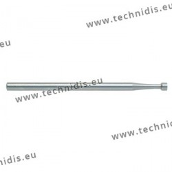 Cup tool steel cutter diameter 2.3 mm