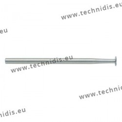 Saw tool steel cutter diameter 2.3 x 0.2 mm