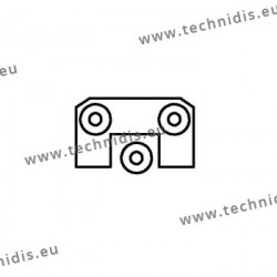 Mors nylon de rechange pour PI-232/B