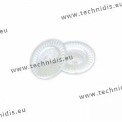 Presse-verre silicone