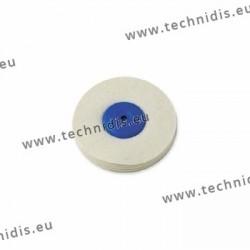 Disque feutre souple, centre plastique, Ø 100 mm