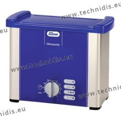 Ultrasonic cleaning device 0.8 l.