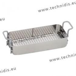 Panier en acier inoxydable pour AP-106 et AP-107