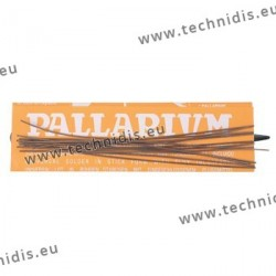 Universal silver solder - yellow