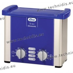 Ultrasonic cleaning device 0.8 l. with heating