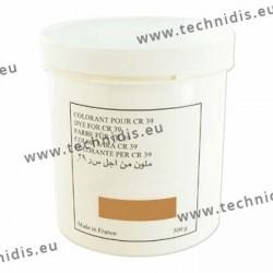 Colorant en poudre brun olive - Pot de 500 g