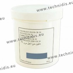 Colorant en poudre gris bleu - Pot de 500 g