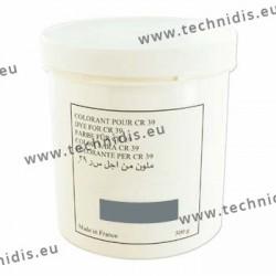 Colorant en poudre gris RB - Pot de 500 g