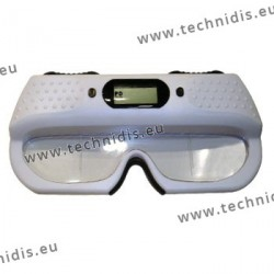 Mini digital pupillometer