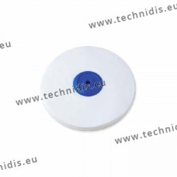 Nettle cloth wheel, plastic center, diameter 100 mm