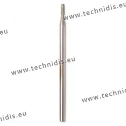 Diamond drill bit diameter 1.2 mm