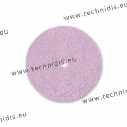 Disc stone in corundum - medium