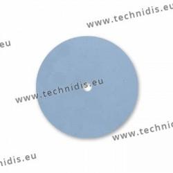 Meulette disque silicone - fin