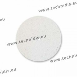 Silicone knife edge disc - coarse