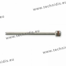 Mandrel for small wheel