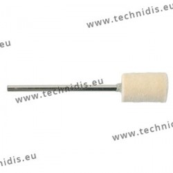Cylindrical brush