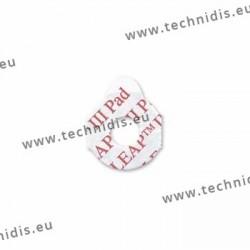 Pastilles autocollantes rondes - 3M Leap III - 18 mm