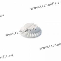 Bloc universel plastique système Weco - 25 mm