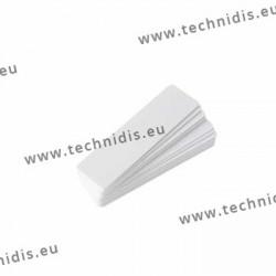 Etiquettes plastifiées pour PE-240/10 à PE-244/10