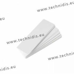 Etiquettes plastifiées pour PE-230/20 et PE-231/20