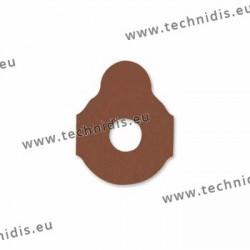 Pastilles pour blocs durs - 24 mm