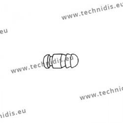 Tiges de fixation diamètre 1,4 mm