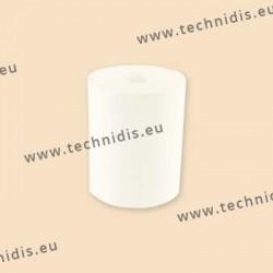 Papier thermique pour frontofocomètre automatique - largeur 57 mm