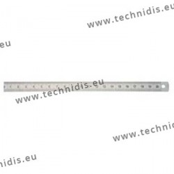 Réglet métallique 200 mm