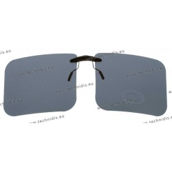 Sun clips with mini mechanism - Grey - Large size