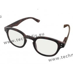 Magnifying glasses, protection against blue light + 1.5