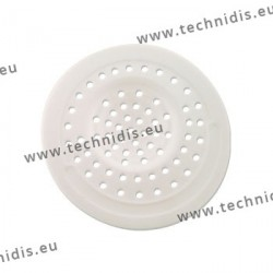 Washbasin suction-grip mat