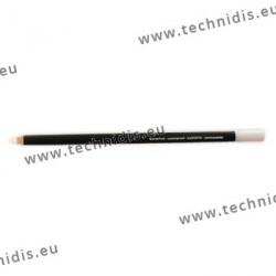Crayons gras blancs