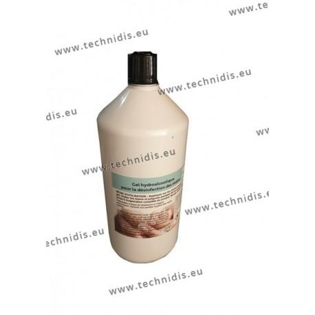 Hydroalcoholic solution, 1 litre